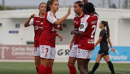 SC Braga vence GD Estoril Praia e soma sétima vitória consecutiva