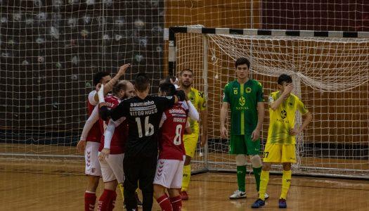 SC Braga/AAUM vs CR Candoso (destaques)