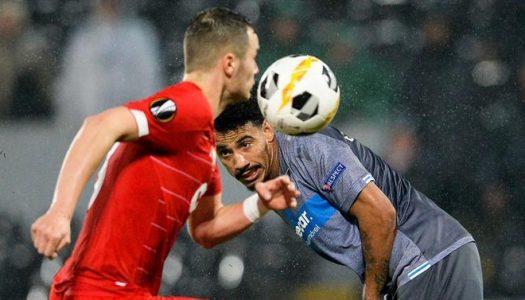 Vitória SC afastado da Liga Europa