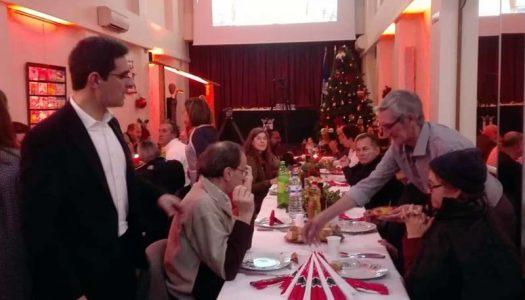 Ceia Social deu resposta ao isolamento dos cidadãos na quadra natalícia