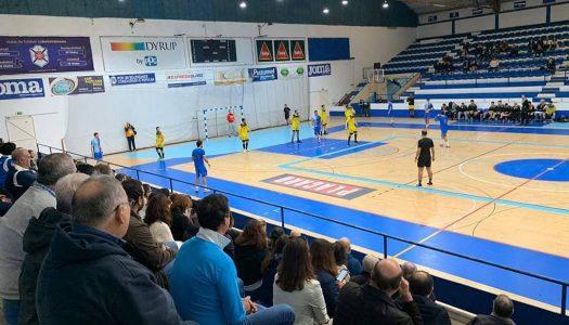 ABC/UMinho soma sexta derrota no campeonato