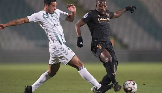 Vitória SC mais perto da final four da Allianz Cup