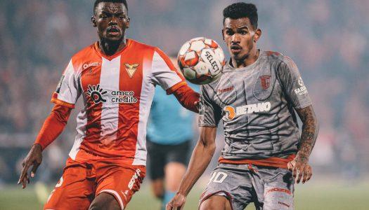 SC Braga derrotado na Vila das Aves