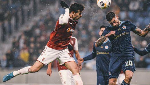 Liga Europa. SC Braga confirma primeiro lugar