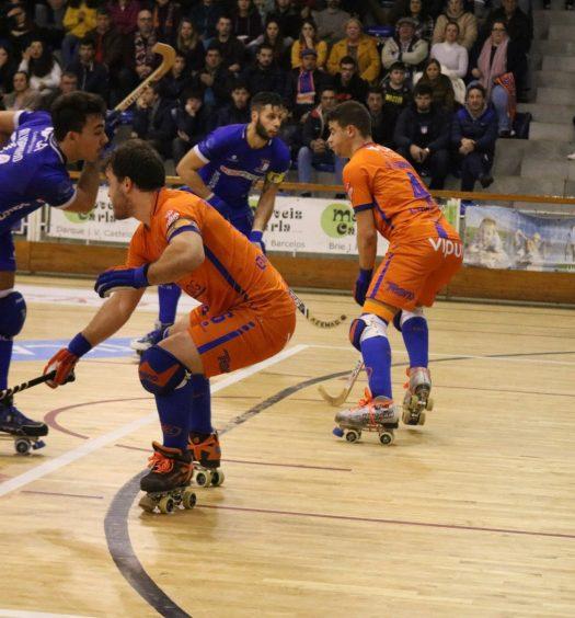 Juventude de Viana vs OC Barcelos