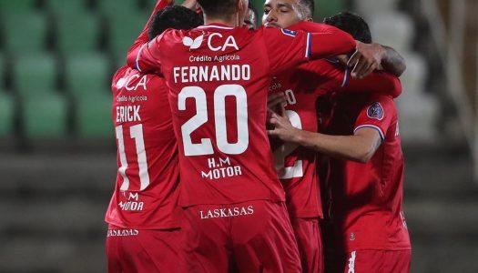 Gil Vicente despede-se da Allianz Cup com um triunfo