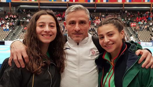 Tânia e Léa Barros sagram-se campeãs nacionais de Karaté