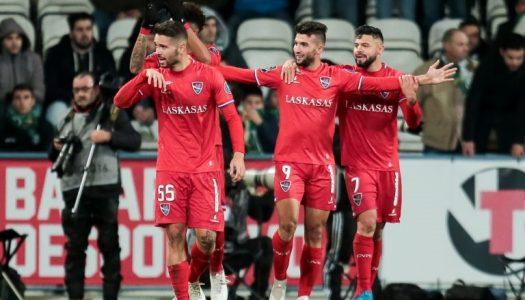 """Gil Vicente FC """"cantou de galo"""" frente a leões"""