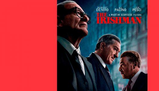 O Irlandês: era uma vez a mafia