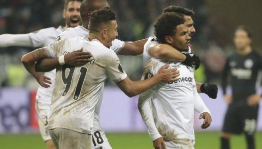 Vitória SC deixa Liga Europa com um triunfo