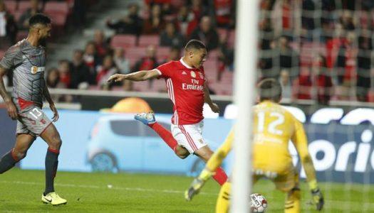 Taça de Portugal. SC Braga eliminado pelo SL Benfica
