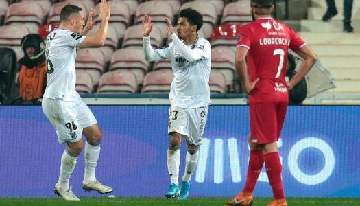 Gil Vicente FC vs Vitória SC (destaques)