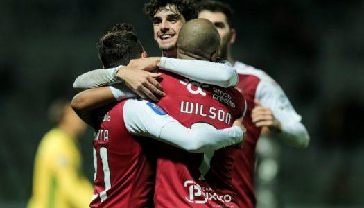 SC Braga vence Paços de Ferreira e está na final four da Allianz Cup