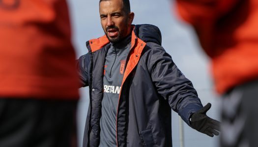 Rúben Amorim oficializado como treinador do SC Braga