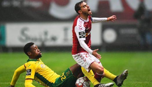 SC Braga derrotado pela segunda jornada consecutiva