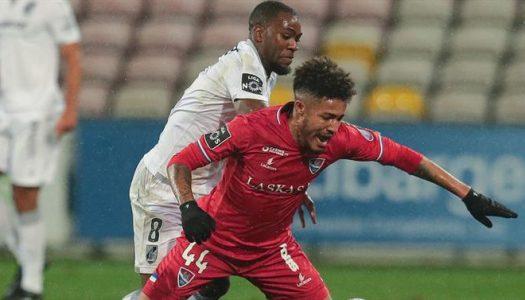 Gil Vicente incapaz de segurar liderança e empata dérbi com o Vitória SC