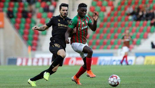 Vitória SC empata na deslocação à Madeira