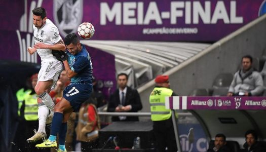 Vitória SC vs FC Porto (destaques)