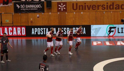 SC Braga/AAUM volta às vitórias frente ao Quinta dos Lombos