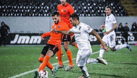 Vitória SC entra a perder na segunda volta da Liga NOS