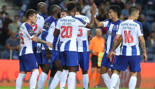 FC Porto. Números não ajudam no caminho até ao troféu