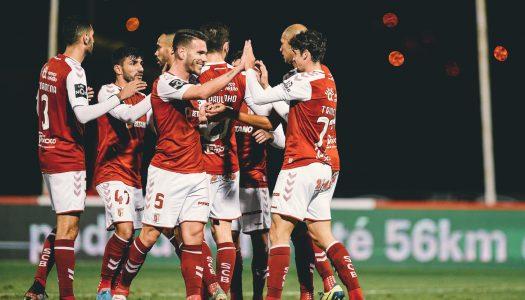 SC Braga. Vencer antes de passar o testemunho