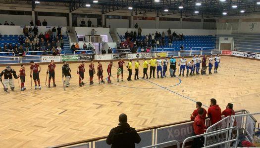Riba D'Ave HC com derrota pesada na visita a Oeiras