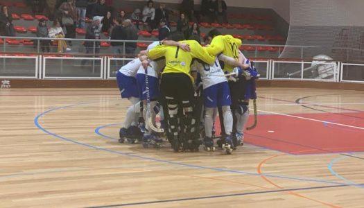 Chuva de golos dá triunfo ao HC Braga