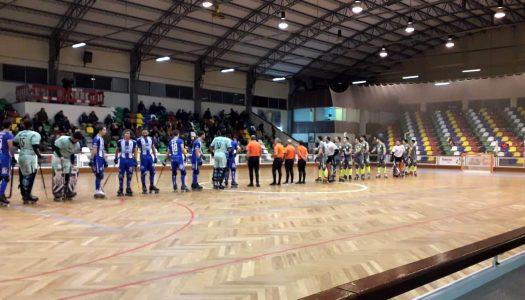 """Juventude de Viana empata com o HC """"Os Tigres"""""""