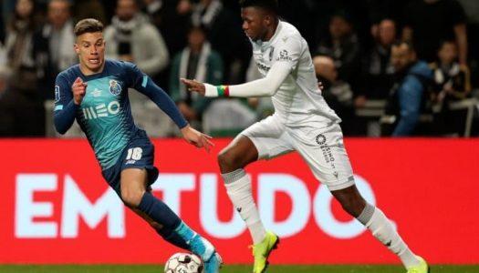 FC Porto vence Vitória SC e segue para a final da Allianz Cup
