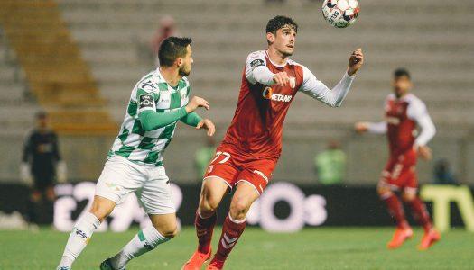 Moreirense FC vs SC Braga (destaques)