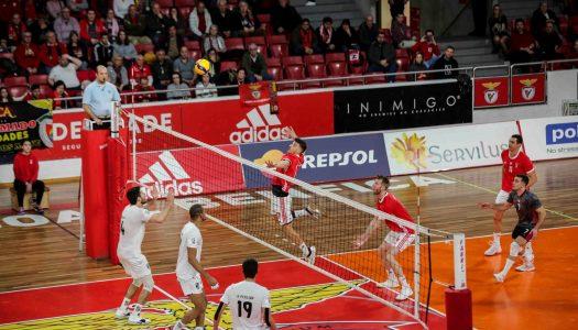 Vitória SC perde com o SL Benfica