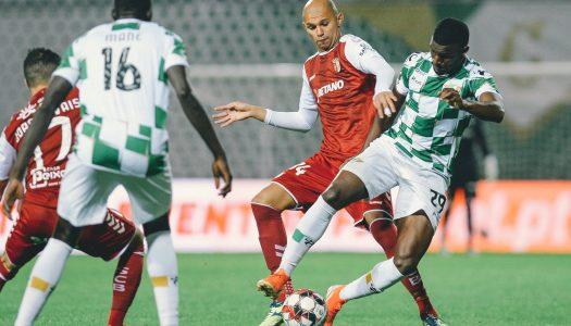 SC Braga vence dérbi frente ao Moreirense