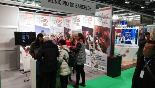 Barcelos marca presença na edição FITUR 2020