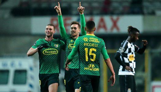 FC Famalicão reduzido a dez derrota Boavista