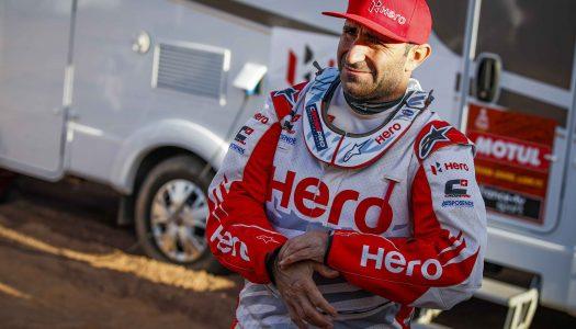Paulo Gonçalves morre no Dakar2020