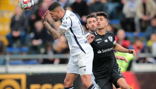 FC Famalicão sofre desaire caseiro frente ao Santa Clara