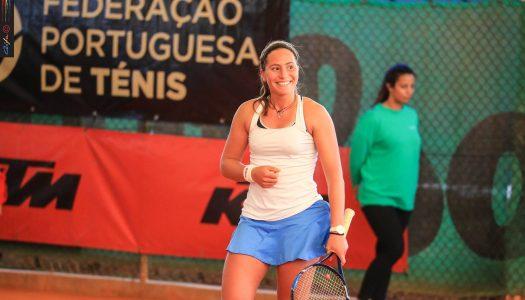 Francisca Jorge cai na ronda inaugural em Montemor
