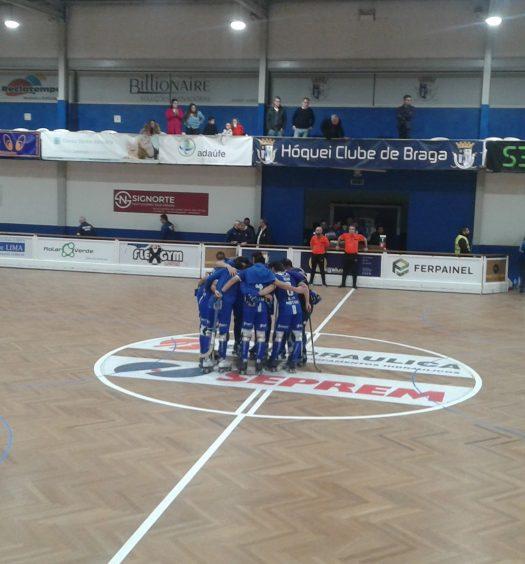 HC Braga OC Barcelos
