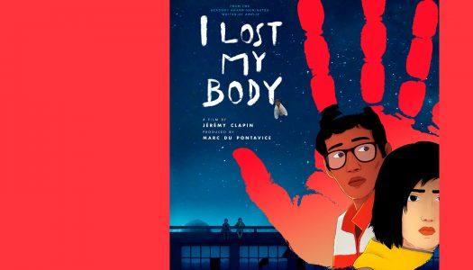 I Lost My Body: perdeu o corpo ou perdeu a história?