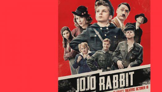 Jojo Rabbit: cinema que brinca com coisas sérias