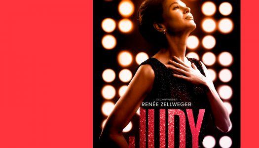 Judy: para lá da estrela