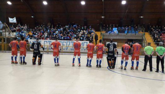 Derrota em Itália afasta Juventude de Viana da WS Europe Cup