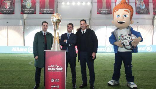 Fan Zone da Allianz Cup já está de portas abertas