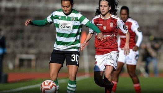 SC Braga derrotado pelo Sporting CP