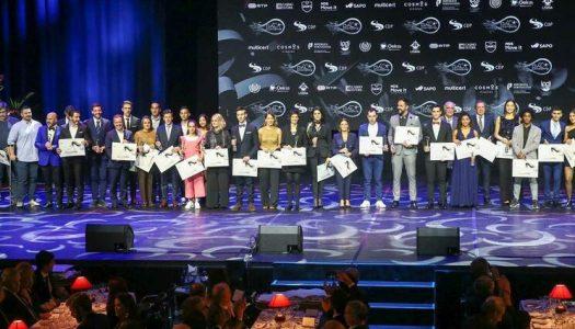 Mariana Machado vence Jovem Promessa na Gala do Desporto