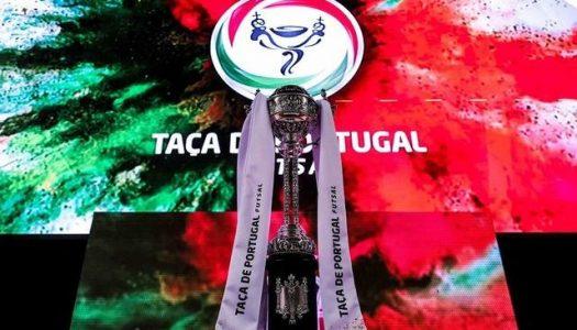 Taça de Portugal Futsal. Clubes minhotos já conhecem próximos adversários