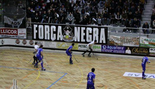HC Braga interrompe série de vitórias