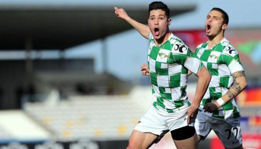 Gil Vicente vs Moreirense (destaques)