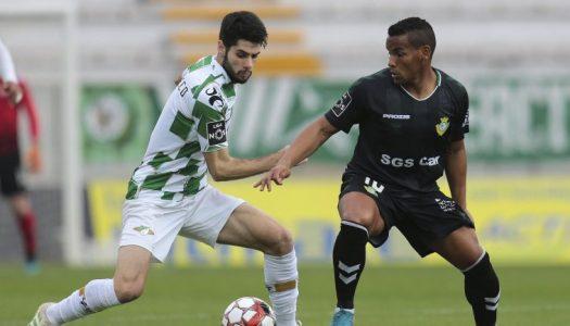 Moreirense empata com Vitória FC com golo ao cair do pano